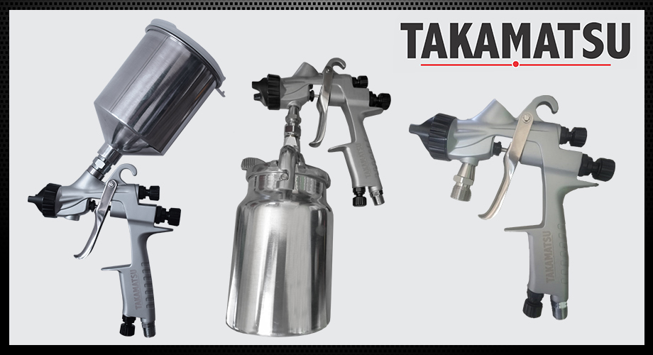 Pistolas TAKAMATSU